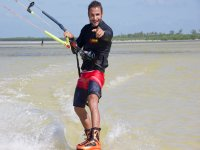 The best instructors of kite surfing
