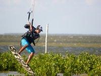 Kitesurf Isla Blanca