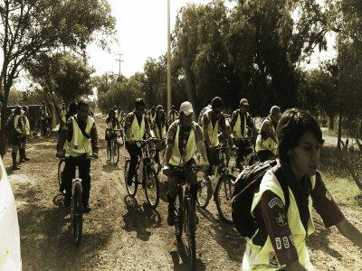 Teotihuacán en Bicicleta