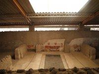 inside of pyramids