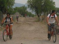 Bike tours Teotihuacan
