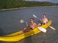 Aventura de kayak para dos