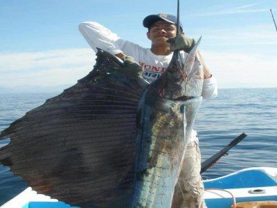4-hour sport fishing trip
