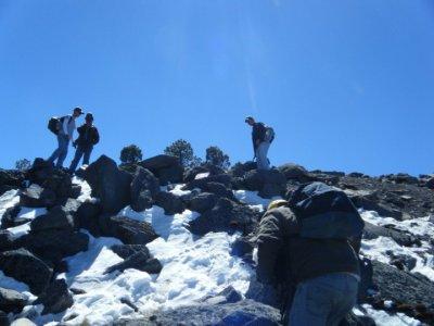 Montañistas Laudanos Caminata
