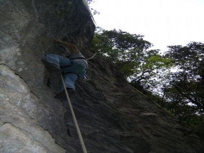 Montañistas Laudanos Escalada