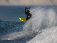 Kitesurf en Baja