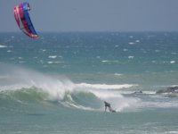 Kitesurf en Mar de Cortes