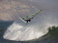 Olas para windsurf