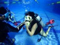 Respiracion bajo el agua