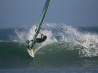 Windsurf en Baja