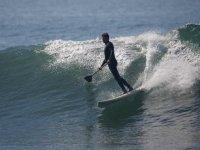 Remando la ola