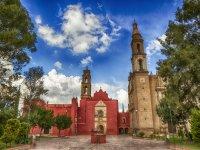 Huichapan church