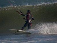 Navegando olas