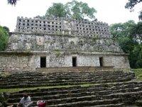 Mayan remains