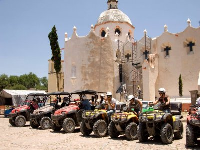 3h ATV tour in San Miguel de Allende