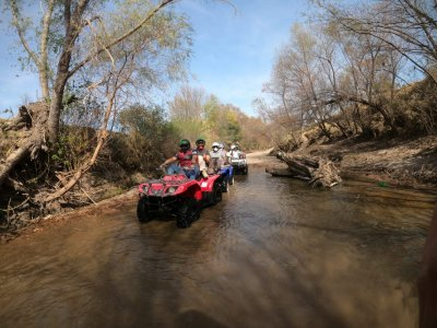 ATV river tour in San Miguel de Allende