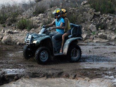 2h ATV tour in San Miguel de Allende