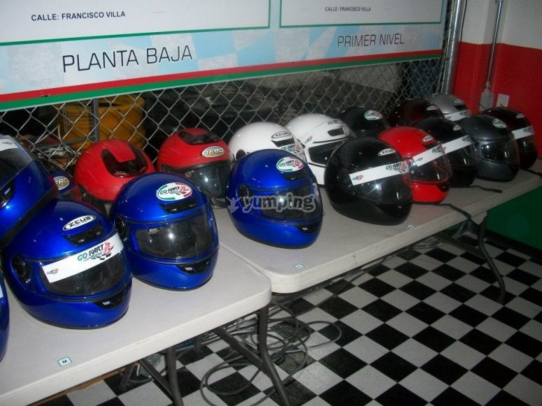 Helmets and protection