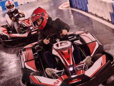 Go Kart race in Tlalnepantla for adults