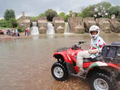 Rent a single-seater ATV in San Miguel de Allende