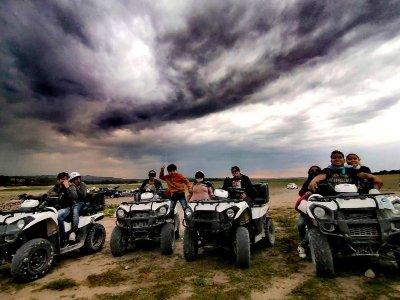 Two-seater ATV tour in Atotonilco 4 hours