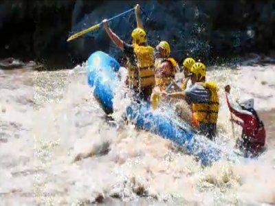 Xpdiciones Kontiki Rafting