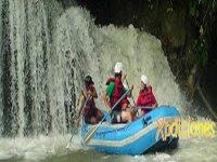 Rafting excursiones