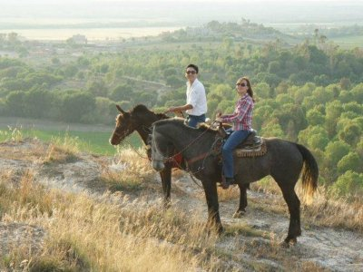 Guided horseback riding in San Miguel de Allende 2 hours