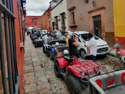 ATV tour of San Miguel de Allende 1 hour