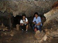 Aventura en la cueva