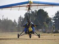 Inicia la aventura de volar en un Ultraligero