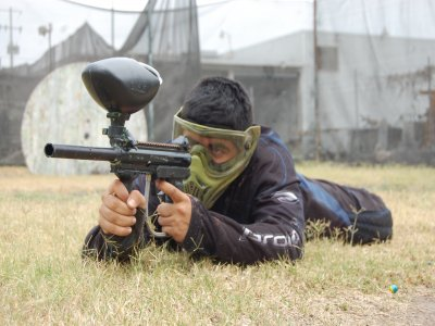 X-Domo Paintball