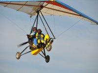 Aventuras aéreas con los Ultraligeros