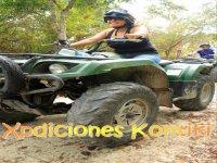 ATV Tour en Selva Quintana Roo