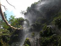 magical waterfalls