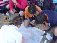 Curso de Orientacion a Scouts 2011