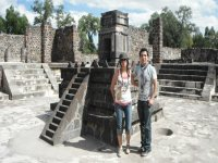 Guided tour to Teotihuacan archaeological site