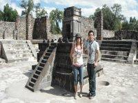 Visita guiada en zona arqueológica de Teotihuacán