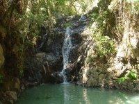Las 7 cascadas
