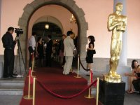 Red Carpet and Oscars