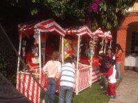Children's kermes stalls