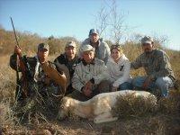 Amigos de caza