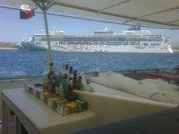 La comodidad del barco