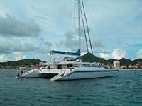 Paseos en catamaran