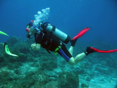PADI Advanced Open Water in Isla Mujeres