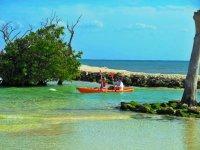 Kayaking in 3 rivers