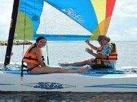 Sail as a couple