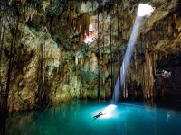 Cenotes of the park