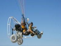 Flying on a Flyventure trike