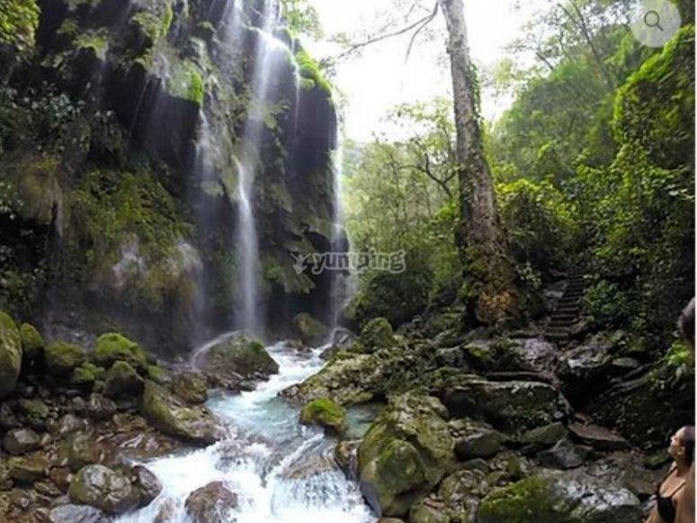 Sierra Gorda espectacular